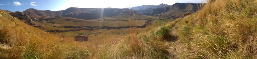 Landschaft im Golden Gate Highlands National Park