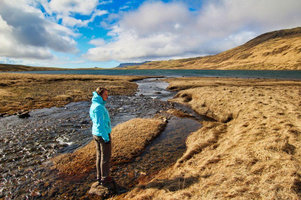 Zwischenstopp auf unserem Roadtrip auf Island