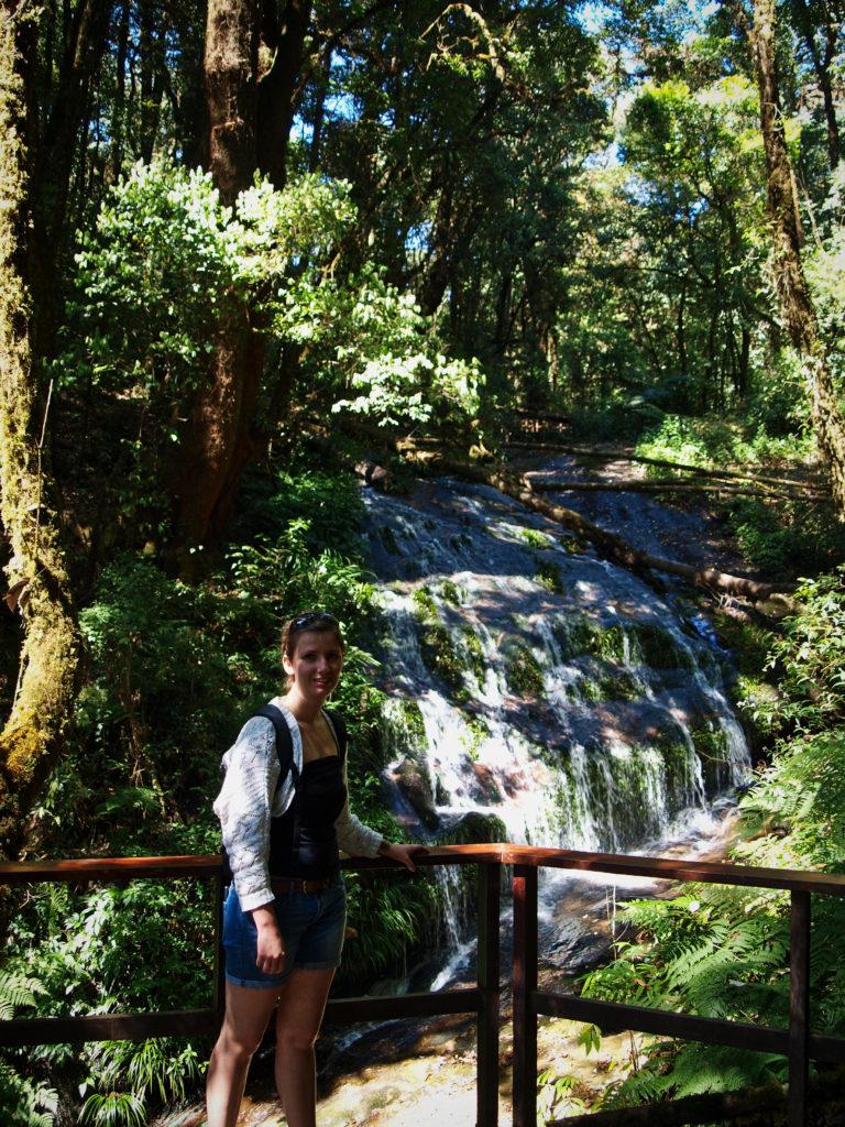 Lan Sandet-Wasserfall