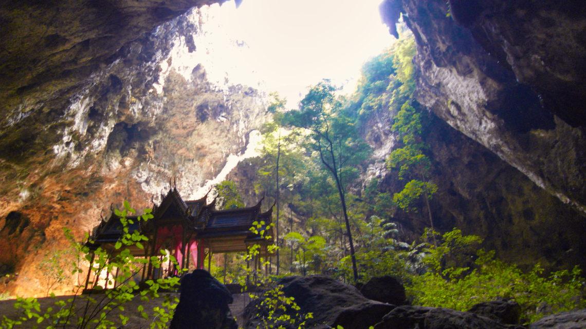 Phraya-Nakhon die schönste Höhle Thailands